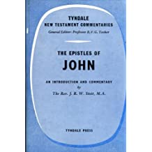 Epistles of John (Tyndale New Testament Commentaries)