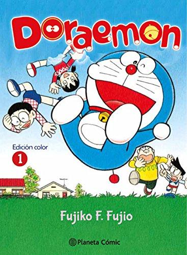 Doraemon Color nº 01/06 [Manga] (Manga Kodomo) por Fujiko F. Fujio