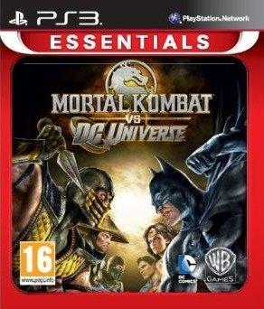 Mortal Kombat Vs DC Universe - Essentials (Playstation 3) [UK IMPORT]