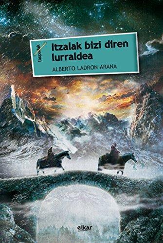 Itzalak bizi diren lurraldea (Taupadak Book 45) (Basque Edition)