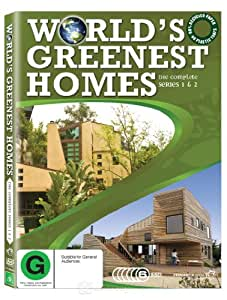 World's Greenest Homes Complete Series 1 & 2 [NON-UK Format / Region 4 Import - Australia]