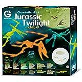 Geoworld - Cl412k - Jeu Scientifique - Jurassique Night - Mobile Phosphorescent Twilight