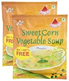 #3: Easy Day Combo - Bambino Soup Powder Sweet Corn Vegetable, 50g (Buy 1 Get 1, 2 Pieces) Promo Pack