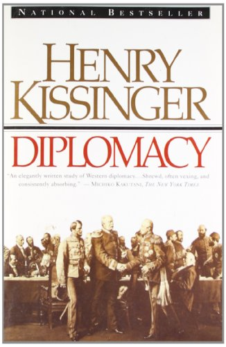 Diplomacy (A Touchstone Book) por Henry Kissinger