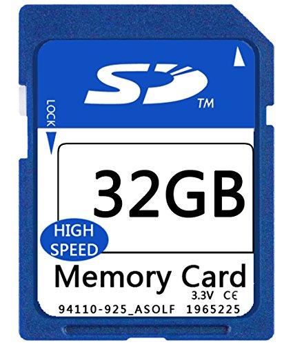 FULLLIGHT TECH Game Camera scheda SD classe 10 scheda di memoria SDXC Flash ad alta velocità per Trail Caccia fotocamera, 32GB