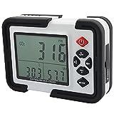 Doradus ht-2000Portable 9999PPM CO2Meter monitor analizzatore di gas rivelatore di temperatura umidità relativa test