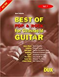 Best Of Pop & Rock for Classical Guitar 7...