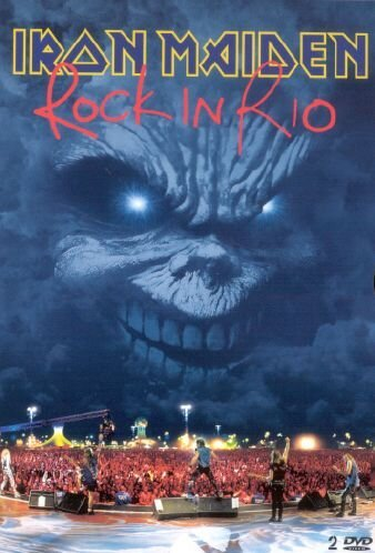 Iron Maiden - Rock In Rio (2 DVDs) (Iron Maiden Rio)