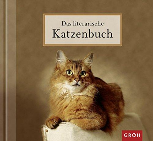 Buchcover Das literarische Katzenbuch (Literarische Bücher)