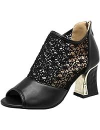 Bordello WINK01/BLU/VEL Boots Femmes - Bleu/velours - 37.5 EU