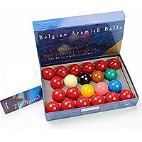 Aramith Super Aramith Tournament 22-Kugel-Snooker-Set, 52,4mm