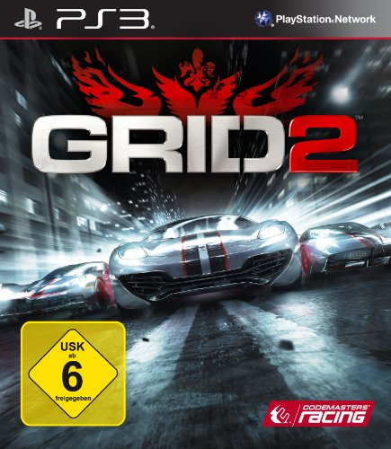 Ps3 Spiele Online (GRID 2 - [PlayStation 3])