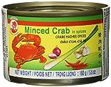 Produkt-Bild: Cock Krabben, gehackt, gewrzt, 4er Pack (4 x 160 g Packung)
