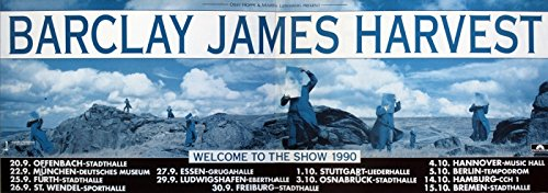 barclay-james-harvest-1990-tourplakat-welcome-tourposter-2-teile
