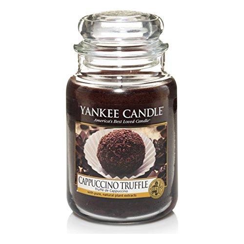 Vela en vaso, aroma a Praliné de café