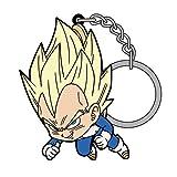 Dragon Ball super Vegeta pinched Keychain (Super Saiyan Ver.)