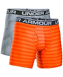 "Under Armour Men`s Ua Original Series 6"" Boxerjock, 2-pack - -"