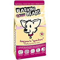 Barking Heads Dog Food Tiny Paws Quackers Grain Free Duck, 1.5kg