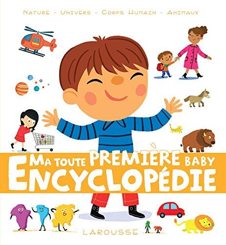 Ma première baby encyclopédie par Collectif