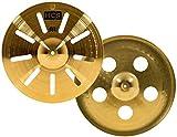 Meinl Cymbals HCS14TRS HCS Serie 35,6 cm (14 Zoll) Trash Stacks Becken