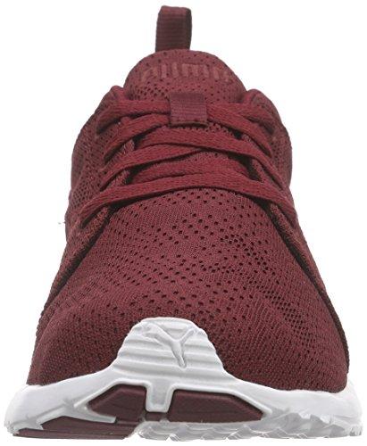 Puma Carson Runner Camo Mesh EEA, Chaussures de course mixte adulte Marron (Cordovan)