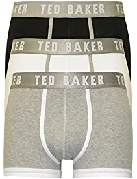 BOXER TED BAKER PLAIN MULTI PACK - XL, ASSORTED