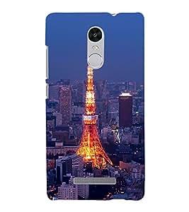 Different Circle 3D Hard Polycarbonate Designer Back Case Cover for Xiaomi Redmi Note 3 :: Xiaomi Redmi Note 3 (3rd Gen)
