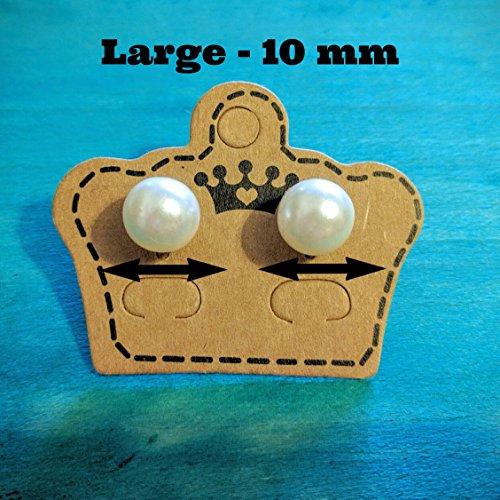 Einfach Pearl Halskette Silber Anhänger Halskette Schmuck Vintage Damen Fashion (Van Cleef Armband)