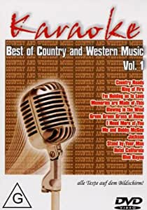 Best of Country and Western Music Vol.1 [Import allemand]