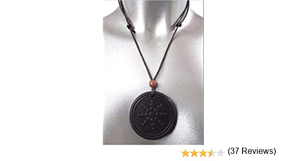 The original quantum science scalar energy pendant made from the original quantum science scalar energy pendant made from natural minerals amazon sports outdoors aloadofball Choice Image