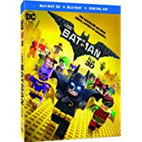 Lego Batman (2Blu-Ray 3D);Lego Batman Movie