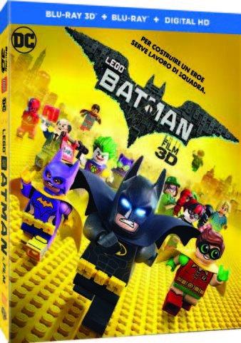 Lego Batman (2Blu-Ray 3D)