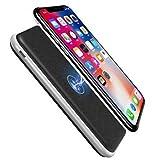 ZHRUYY Cellulare Potenza Mobile Portatile, Ricarica Rapida QI, Samsung Note5/8 Tesoro Di Ricarica Wireless, Caricabatterie Wireless Iphone X, 5000 Mah, 8000 Mah,8000Mah