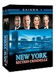 New York Section Criminelle : L'Intégrale saison 1 - Coffret 6 DVD