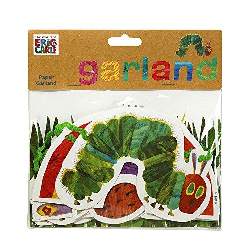 Hungry Caterpillar Parti Garland