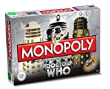 Doctor Who Monopoly 50th Anniversary edition [importato da UK]