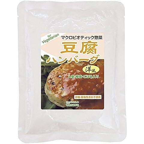 hamburguesa de tofu (estilo occidental)