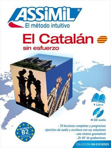 El Catalán sin esfuerzo (1 livre + coffret de 4 CD) (en espagnol) par Assimil - Collection Langues Régionales