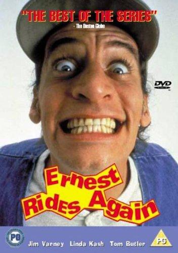 Ernest Rides Again [1993] [DVD] [UK Import]