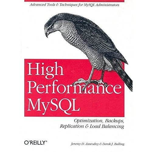 [(High Performance MySQL)] [By (author) Jeremy D. Zawodny ] published on (April, 2004)