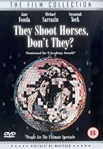 They Shoot Horses, Don't They? [DVD]