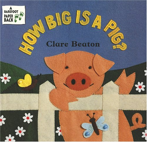 How Big Is a Pig? Cover Image