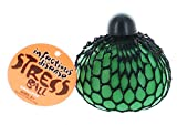 Infectious Disease Balls - Stress Balls - ThinkGeek Smallpox - Green