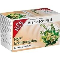H&S Erkaeltungstee V Btl., 20 St preisvergleich bei billige-tabletten.eu