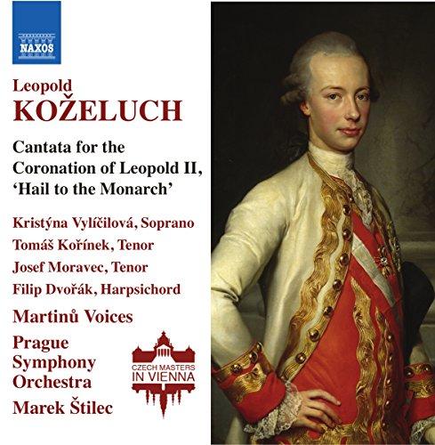 Cantate pour le couronnement de Léopold II « Heil dem monarchen », P. XIX:6 pour soprano, deux ténors, choeur et orchestre
