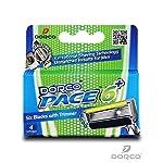 Dorco Pace 6 Plus Razor Blades Value Pack