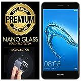 Cekuonline Huawei Y7 Nano Glass Temperli Ekran Koruyucu Cam Film