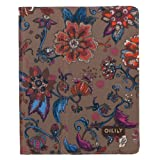 Oilily Sea of Flowers iPad 2 & 3 Case - Bronze