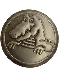 Crocs Silver Duke Ornament-Clog Unisex Kinder, Mehrfarbig, Einheitsgröße