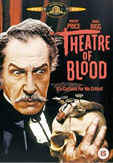 Theatre Of Blood [DVD] (B00006JY23) | Amazon price tracker / tracking, Amazon price history charts, Amazon price watches, Amazon price drop alerts